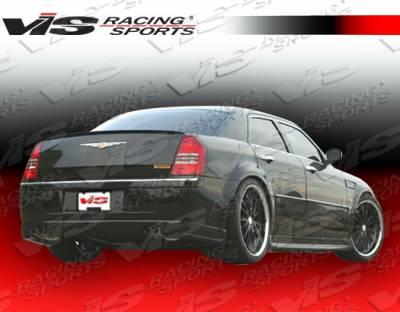 VIS Racing - Chrysler 300 VIS Racing Ballistix Rear Lip - 05CY300C4DBX-012