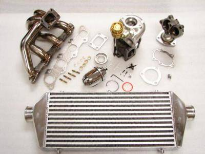 Custom - KA24DE Turbo Charger Kit