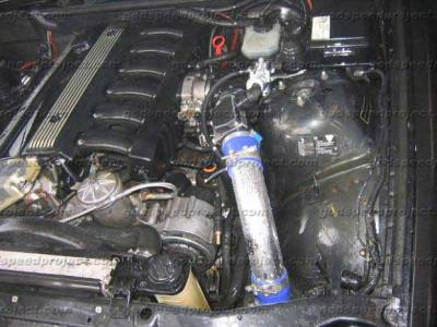 Custom - BMW E36 Custom Turbo Kit
