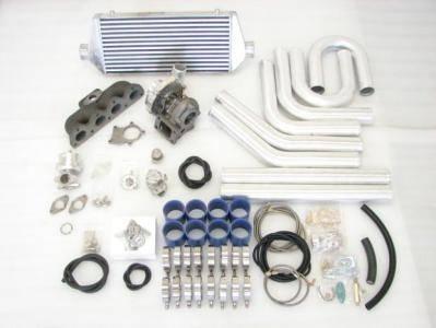Custom - F22 F23 Accord Turbo charger Kit