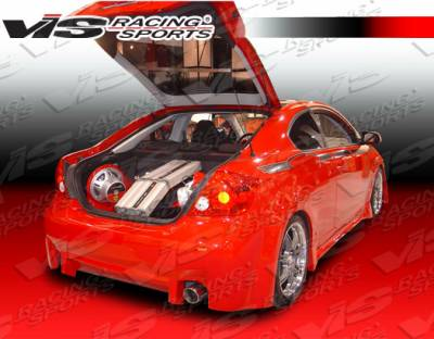 VIS Racing. - Scion tC VIS Racing GT Widebody Rear Bumper - 05SNTC2DGTWB-002