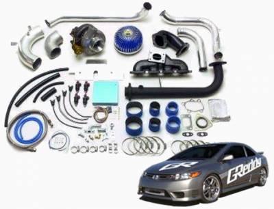 Custom - GReddy Turbo Kit