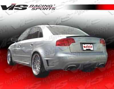 VIS Racing - Audi A4 VIS Racing DTM Rear Bumper - 06AUA44DDTM-002