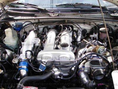 Custom - Miata 1600cc Turbo Kit