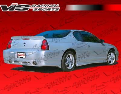 VIS Racing - Chevrolet Monte Carlo VIS Racing Race Rear Lip - 06CHMON2DRAC-012