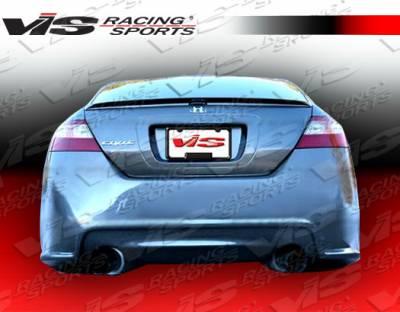 VIS Racing - Honda Civic 2DR VIS Racing Terminator Rear Bumper - 06HDCVC2DTM-002