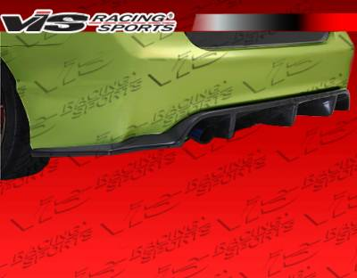 VIS Racing - Honda Civic VIS Racing J Speed Rear Lip - 06HDCVC4DJJSP-012