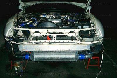 Custom - 2JZGTE Single Turbocharger Kit