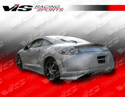 VIS Racing - Mitsubishi Eclipse VIS Racing Ballistix Rear Bumper - 06MTECL2DBX-002