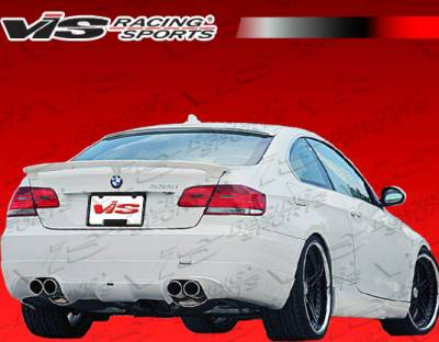 VIS Racing - BMW 3 Series VIS Racing A Tech Rear Lip - 07BME922DATH-012