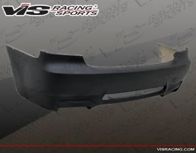 VIS Racing - BMW 3 Series VIS Racing M3 Style Rear Bumper - 07BME922DM3-002