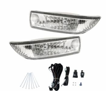4CarOption - Toyota Camry 4CarOption Fog Light Kit - LHF-TCM05