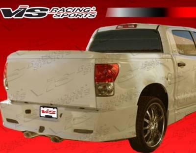 VIS Racing - Toyota Tundra VIS Racing Blaze Rear Bumper - 07TYTUN4DBLZ-002