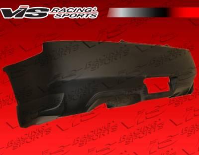 VIS Racing - Infiniti G37 VIS Racing Zelda Rear Bumper - 08ING372DZEL-002