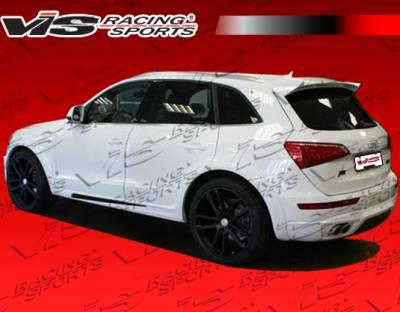 VIS Racing. - Audi Q5 VIS Racing Astek Rear Lip - 09AUQ54DAST-012