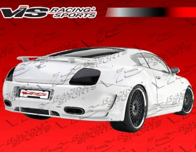VIS Racing. - Bentley Continental GT VIS Racing Executive Rear Bumper - 09BECON2DEXE-002