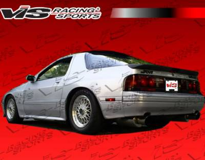 VIS Racing - Mazda RX-7 VIS Racing Magnum Rear Lip - 79MZRX72DMAG-012