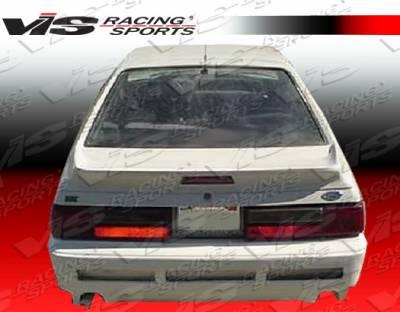 VIS Racing - Ford Mustang VIS Racing Stalker Rear Bumper - 87FDMUS2DSTK-002