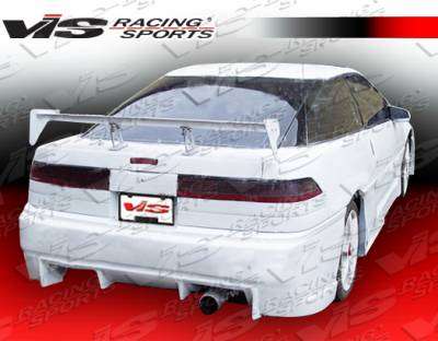 VIS Racing - Ford Probe VIS Racing TSC Rear Bumper - 89FDPRO2DTSC-002