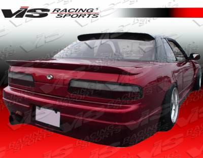 VIS Racing - Nissan S13 VIS Racing Super Rear Bumper - 89NSS132DSUP-002