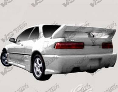 VIS Racing - Acura Integra 2DR VIS Racing Xtreme-2 Rear Bumper - 90ACINT2DEX2-002