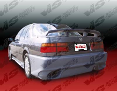VIS Racing - Honda Accord 2DR & 4DR VIS Racing Gemini Rear Bumper - 90HDACC2DGEM-002