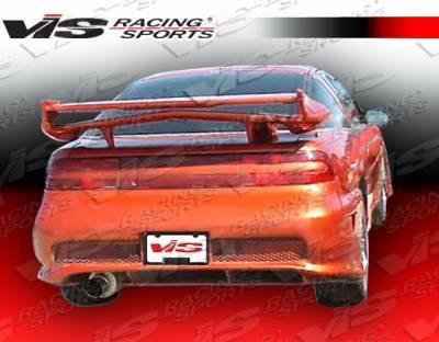 VIS Racing - Mitsubishi Eclipse VIS Racing Kombat Rear Bumper - 90MTECL2DKOM-002