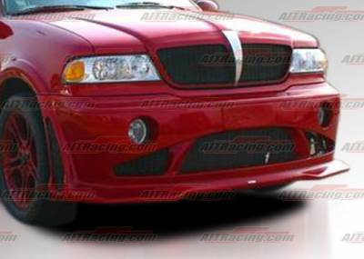 AIT Racing - Lincoln Navigator AIT Racing EXE Style Front Bumper - LN98HIEXEFB