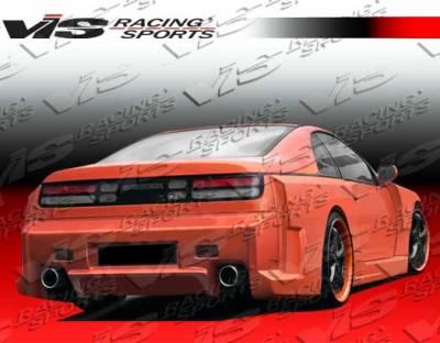 VIS Racing - Nissan 300Z VIS Racing Viper Rear Bumper - 90NS3002DVR-002