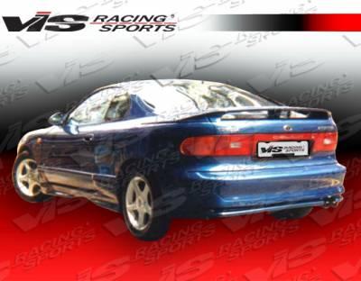 VIS Racing - Toyota Celica VIS Racing Z max Rear Lip - 90TYCELHBZMX-012
