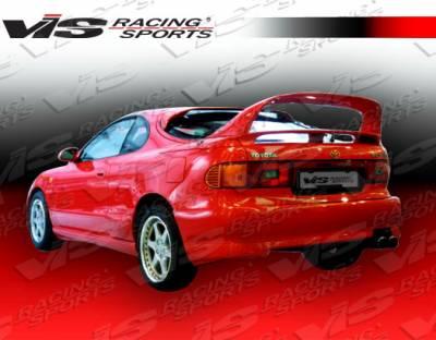 VIS Racing - Toyota Celica VIS Racing Zyclone Rear Bumper - 90TYCELHBZYC-002