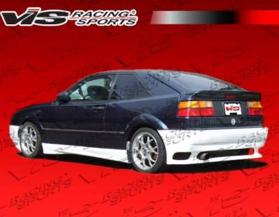VIS Racing - Volkswagen Corrado VIS Racing PIR Rear Bumper - 90VWCOR2DPIR-002