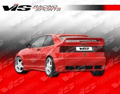 VIS Racing - Volkswagen Corrado VIS Racing R Tech Rear Bumper - 90VWCOR2DRTH-002