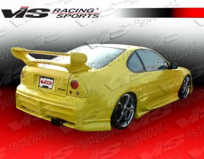 VIS Racing - Honda Prelude VIS Racing Xtreme Rear Bumper - 92HDPRE2DEX-002