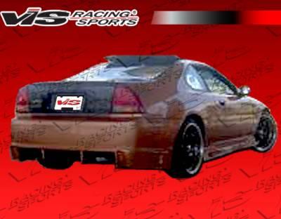 VIS Racing. - Honda Prelude VIS Racing TSC Rear Bumper - 92HDPRE2DTSC-002