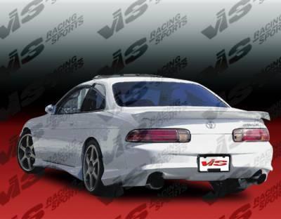 VIS Racing - Lexus SC VIS Racing Demon Rear Bumper - 92LXSC32DDEM-002