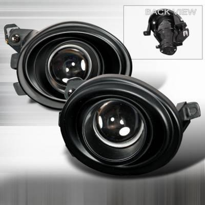 Custom Disco - BMW 3 Series Custom Disco Projector Fog Lights - LF-PE4699JM
