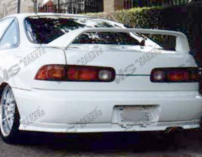 VIS Racing - Acura Integra 2DR VIS Racing Ace Rear Lip - 94ACINT2DACE-012