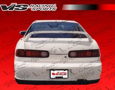 VIS Racing - Acura Integra 2DR VIS Racing Type R Rear Lip - 94ACINT2DTYR-012
