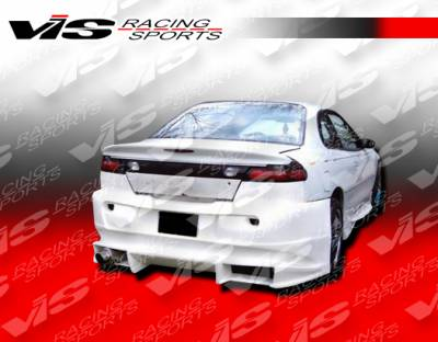 VIS Racing - Dodge Avenger VIS Racing Ballistix Rear Bumper - 95DGAVG2DBX-002
