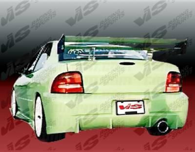 VIS Racing - Dodge Neon VIS Racing TSC Rear Bumper - 95DGNEO2DTSC-002