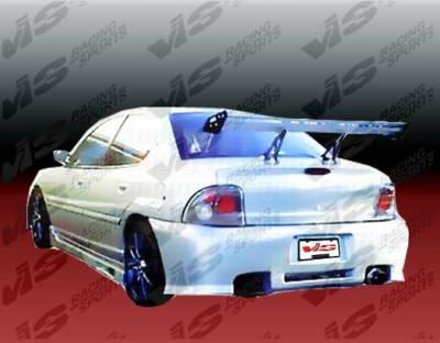 VIS Racing - Dodge Neon VIS Racing Z1 boxer Rear Bumper - 95DGNEO2DZ1-002