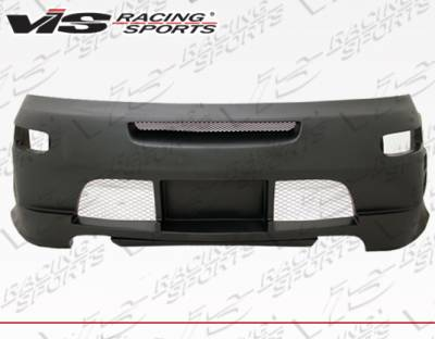 VIS Racing - Mitsubishi Eclipse VIS Racing Torque Rear Bumper - 95MTECL2DTQ-002