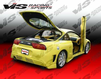 VIS Racing - Mitsubishi Eclipse VIS Racing XGT Rear Bumper - 95MTECL2DXGT-002