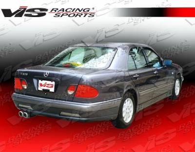 VIS Racing - Mercedes-Benz E Class VIS Racing Laser Rear Bumper - 96MEW2104DLS-002