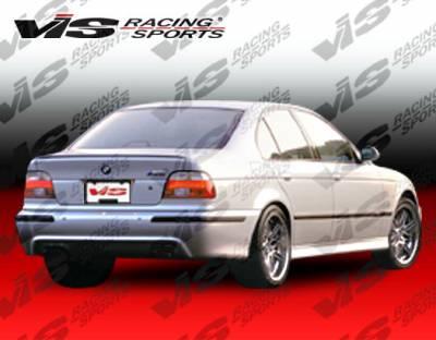 VIS Racing - BMW 5 Series VIS Racing M5 Rear Bumper - 97BME394DM5-002