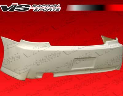 VIS Racing - Chevrolet Malibu VIS Racing VIP Rear Bumper - 97CHMAL4DVIP-002