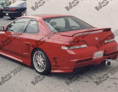 VIS Racing - Honda Prelude VIS Racing Xtreme Rear Bumper - 97HDPRE2DEX-002
