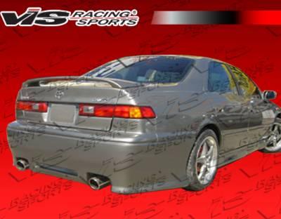VIS Racing - Toyota Camry VIS Racing Z1 boxer Rear Bumper - 97TYCAM4DZ1-002
