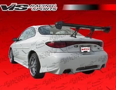VIS Racing - Ford ZX2 VIS Racing EVO Rear Bumper - 98FDZX22DEVO-002
